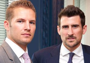 Matthew Cousens & James Hilton : Credit Suisse