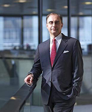 Xavier Rolet of LSE