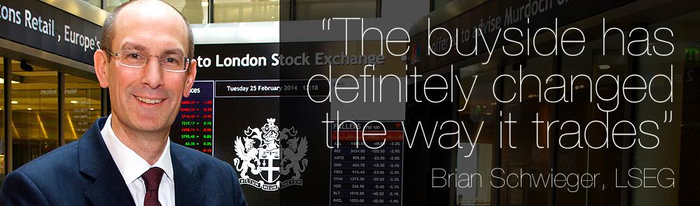 Buyside focus : Brian Schwieger