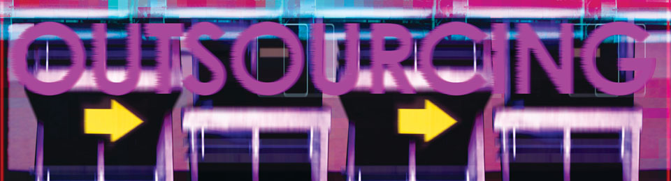 Technology : Outsourcing : Louise Rowland