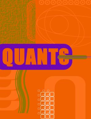 Trading : Quants : Dan Barnes