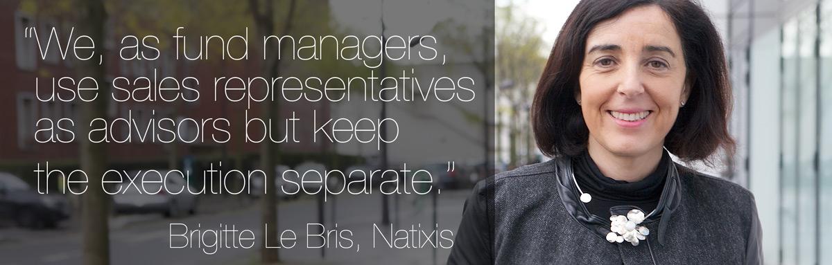 FX trading focus : Buyside profile : Brigitte Le Bris