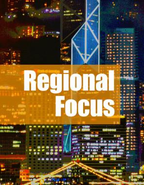 Regional focus : Shanghai & Hong Kong : Dan Barnes