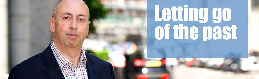 Profile : Keith Saxton