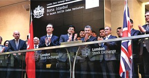 Derivatives trading : Announcement : London Stock Exchange and Borsa Istanbul