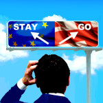 Should I stay or should I go? : Lynn Strongin Dodds