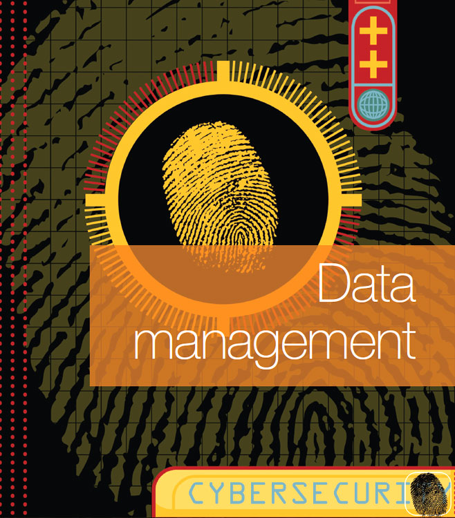 Data management : Cyber-security : Chris Hall