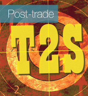 Post-trade : T2S progress report : Mary Bogan
