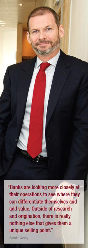 Sellside profile : Michael Horan & Scott Coey : Pershing