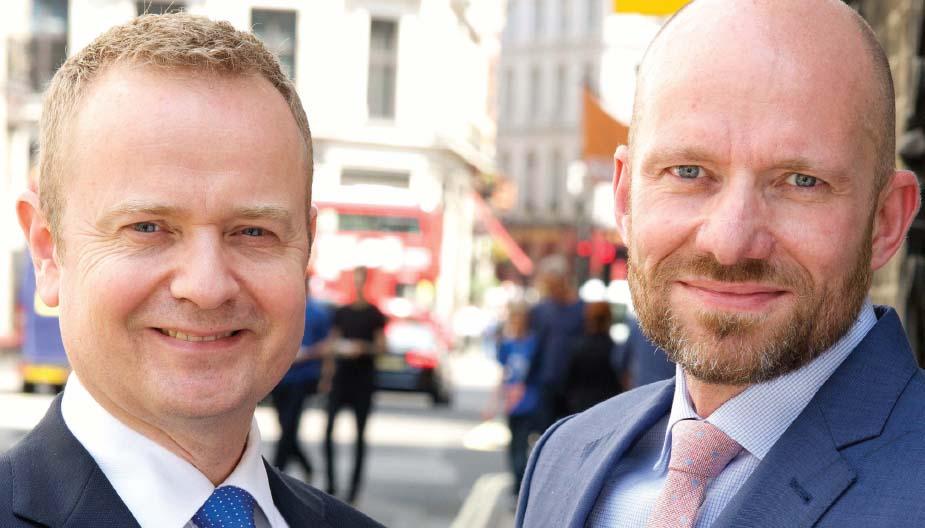 Profile : Pauli Mortensen & Øyvind Schanke : Norges Bank
