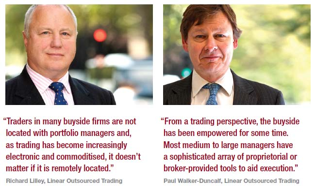 Empowering the buyside : Paul Walker-Duncalf & Richard Lilley