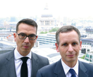 Profile : Julien Kasparian & Eric Roussel : BNP Paribas Securities Services