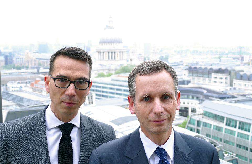 Profile : Julien Kasparian & Eric Roussel : BNP Paribas Securities Services