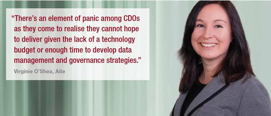 Data management : Governance :  Heather McKenzie
