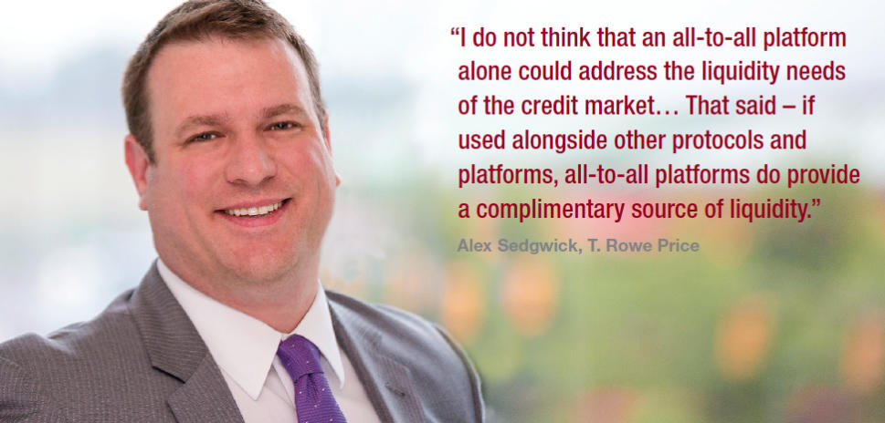 Alex Sedgwick, T. Rowe Price