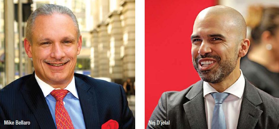 Market structure : Plato Partnership : Mike Bellaro & Nej D'jelal