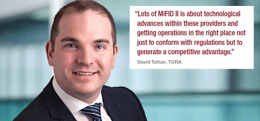 Regulation & compliance : MiFID II : Gill Wadsworth
