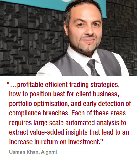 Trading : Artificial intelligence : Maha Khan Phillips
