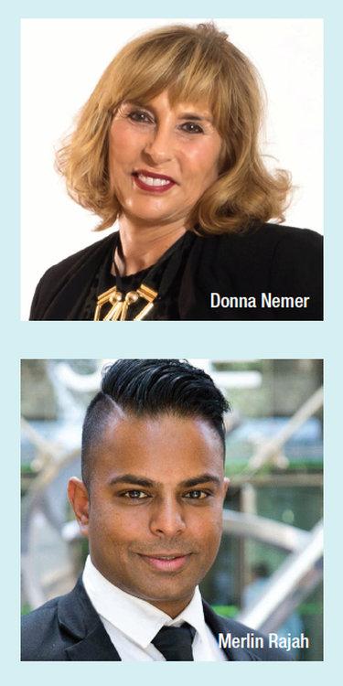Donna Nemer - Merlin Rajah