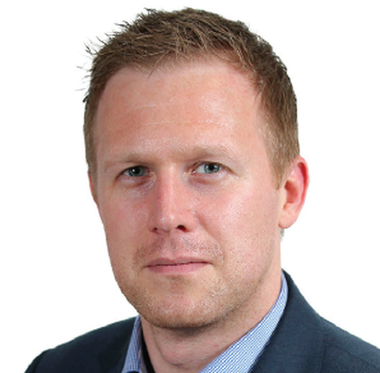 Equities trading : Managed services : Ollie Cadman