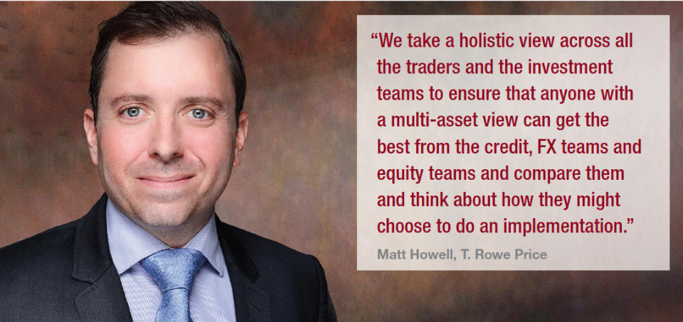 Matt Howell, T.RowePrice