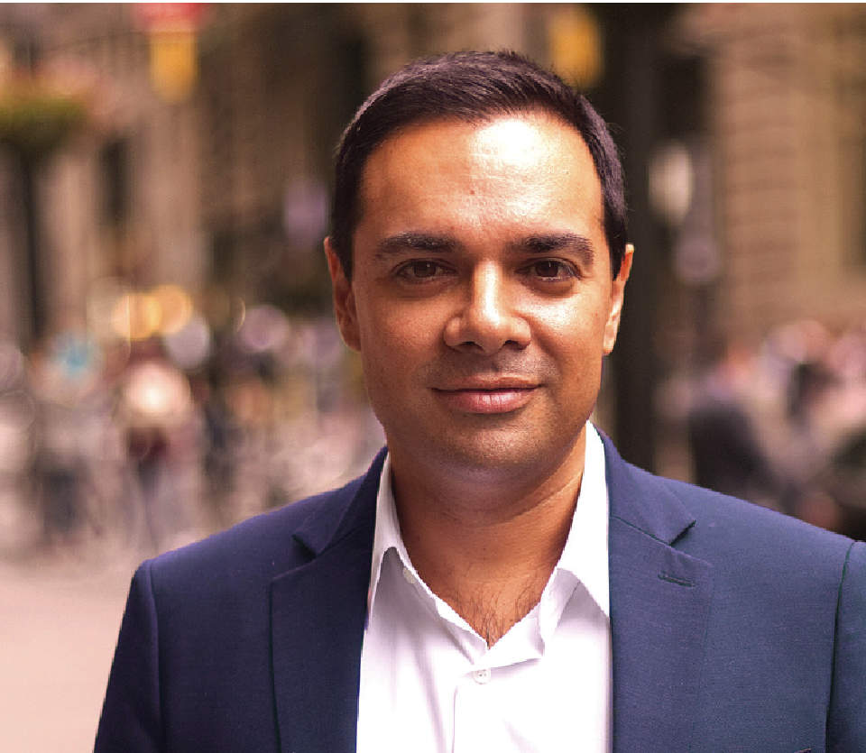 Mazy Dar, co-founder and CEO of OpenFin.