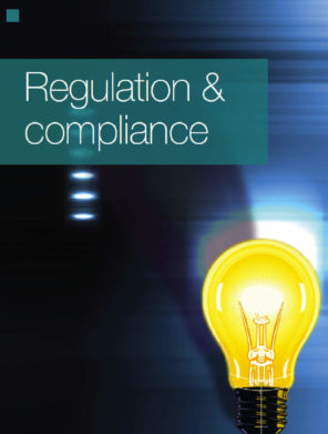 Regulation & compliance : Evolutionary shift : Gill Wadsworth