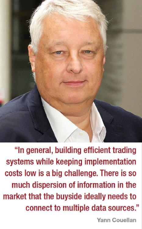 Fixed income trading focus : Profile : Yann Couellan : BNP Paribas Asset Management