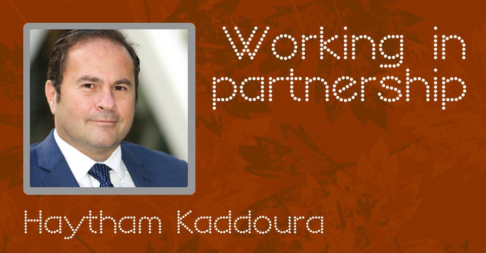 Best Execution 10th Anniversary : Haytham Kaddoura on partnerships