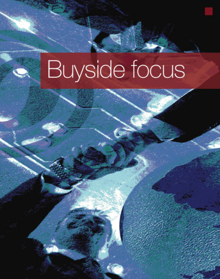 Buyside focus   Relationships   Dan Barnes