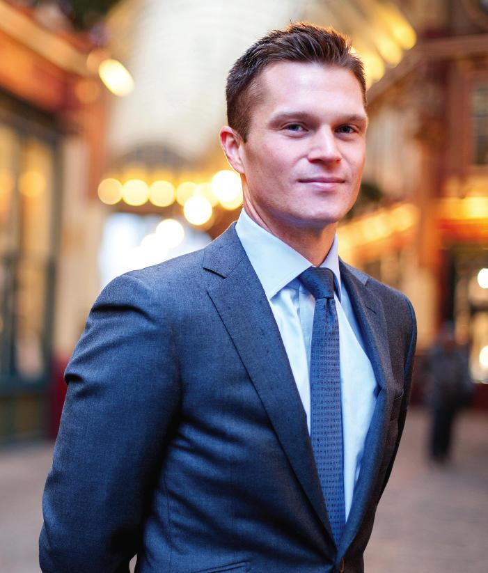 Adam Cottingham, product manager, SmartStream