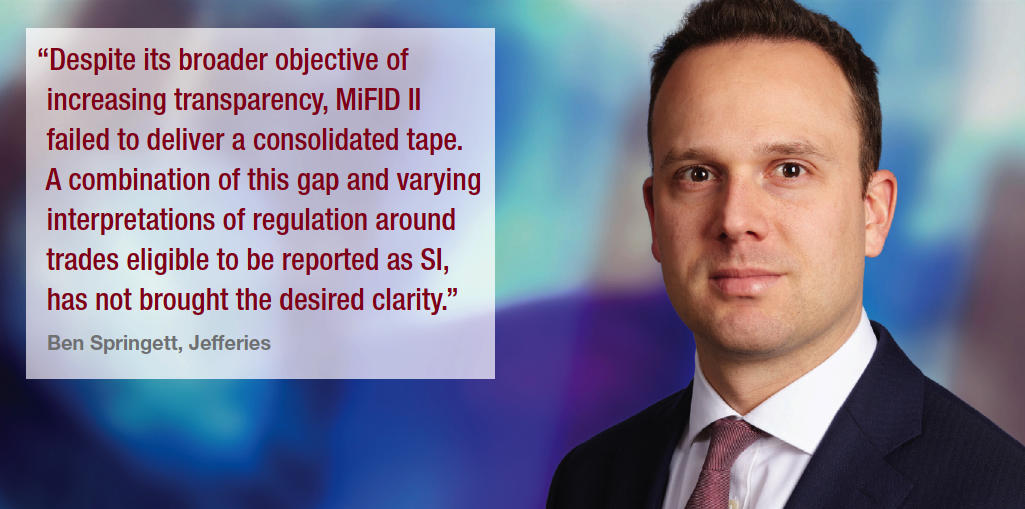 Regulation & compliance : Impact of MiFID II : Gill Wadsworth