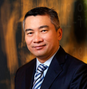 Loh Boon Chye, Chief Executive Officer of SGX