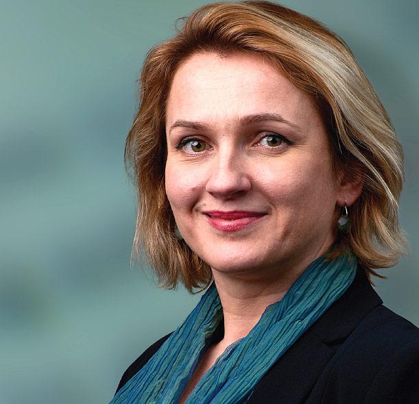 Irina Sonich-Bright, Credit Suisse & FIX Trading Community