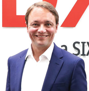 Viewpoint : SIX Digital Exchange : Martin Halblaub