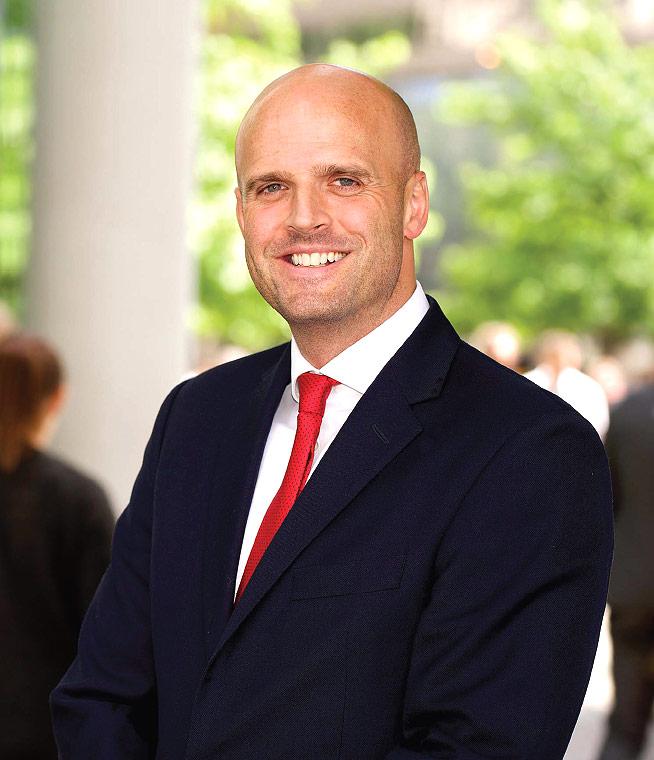 Dan Nicholls, Head of Trading, Hermes Investment Management