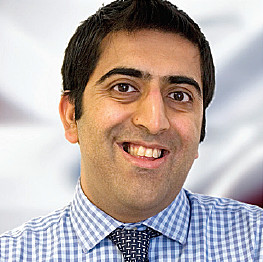 Hirander Misra, CEO of GMEX Group