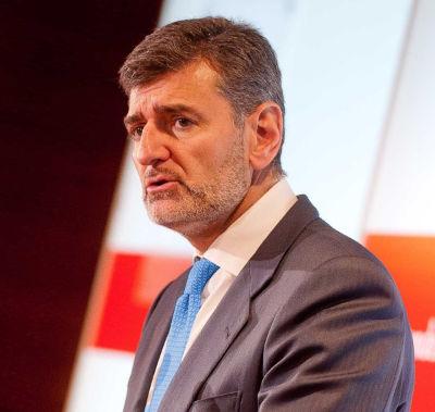 José García Cantera, CFO, Banco Santander