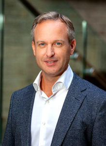 OpenFin's European CEO, Adam Toms