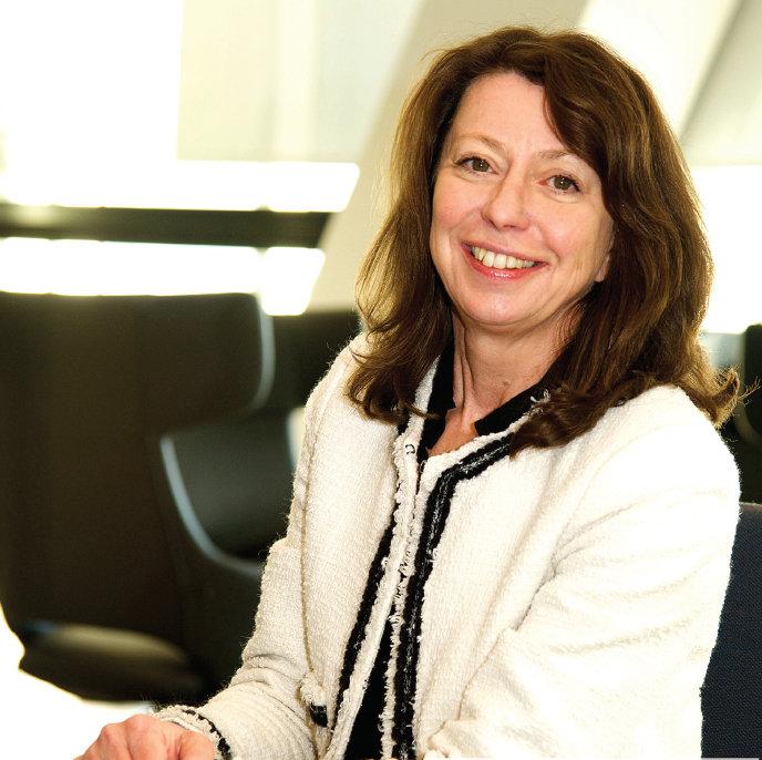 Profile : Rebecca Healey : Liquidnet