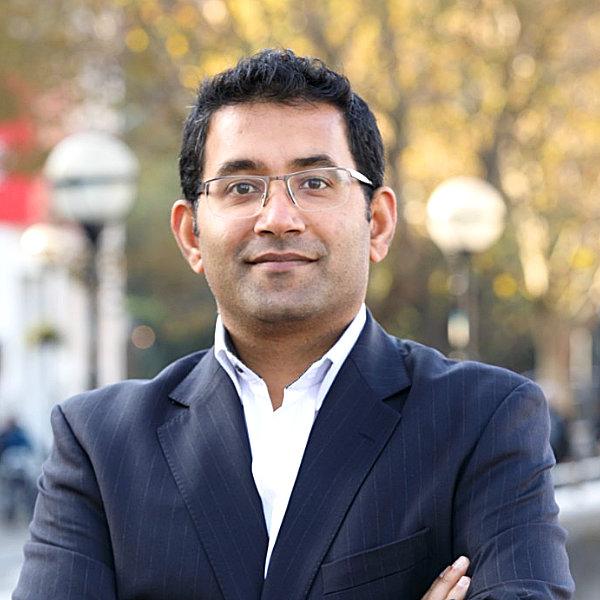 Anthony Pereira, Head of Torstone's Risk Platform