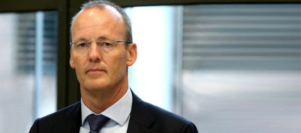 Klaas Knot, president of De Nederlandsche Bank
