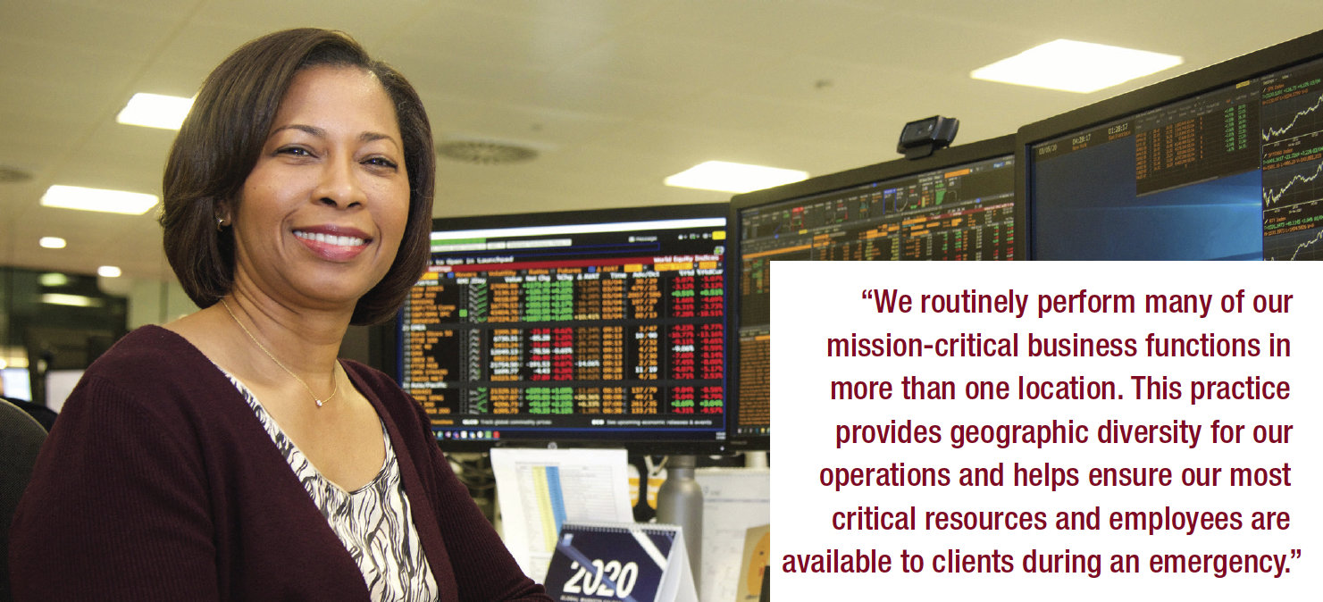 European Women in Finance : Vernita Exum