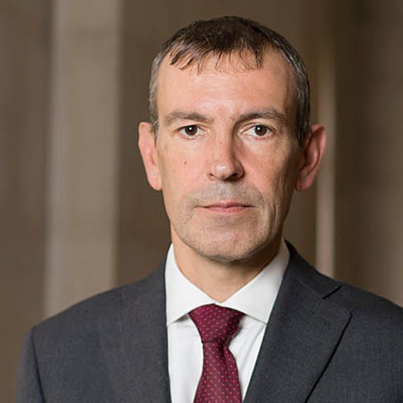 Gareth Ramsay, Bank of England