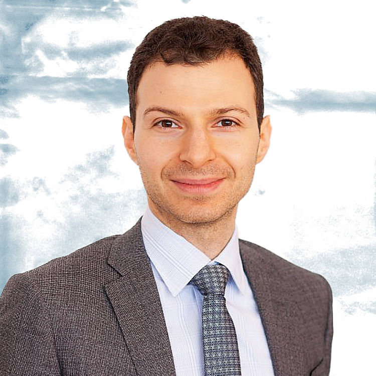 Ilgar Alekperov, CEO, ZUBR