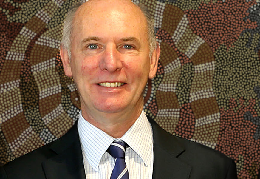 David Lynch, Chairman, ICSA