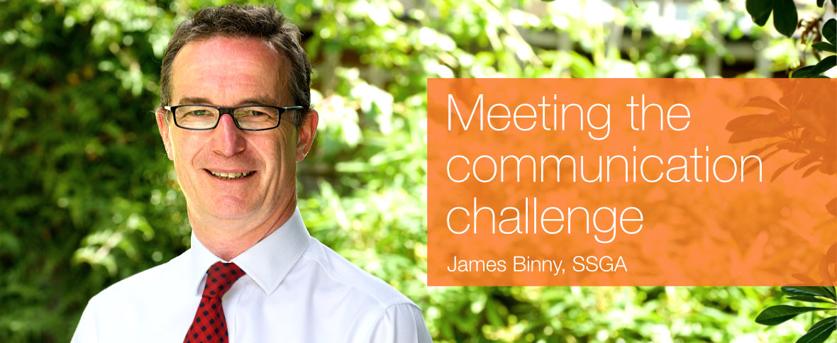Meeting the communication challenge