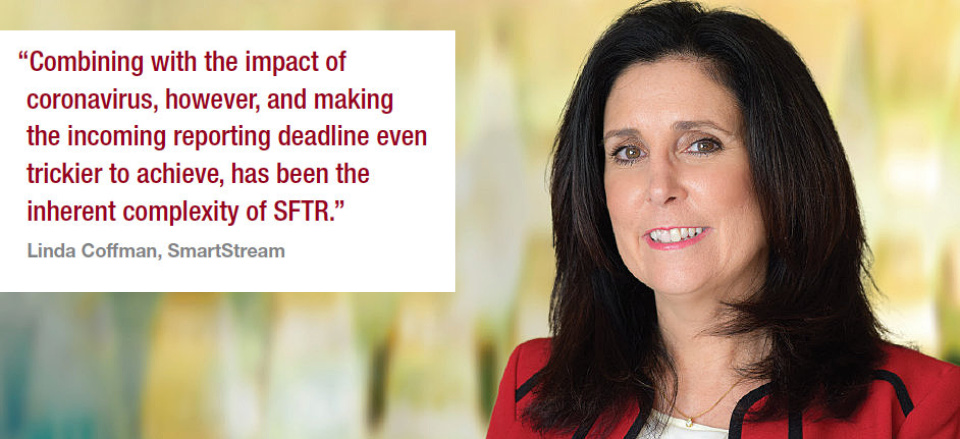 Lessons learnt for meeting SFTR