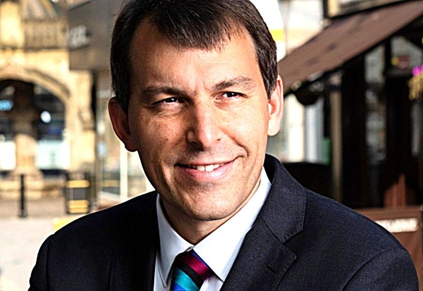 John Glen MP, UK City Minister