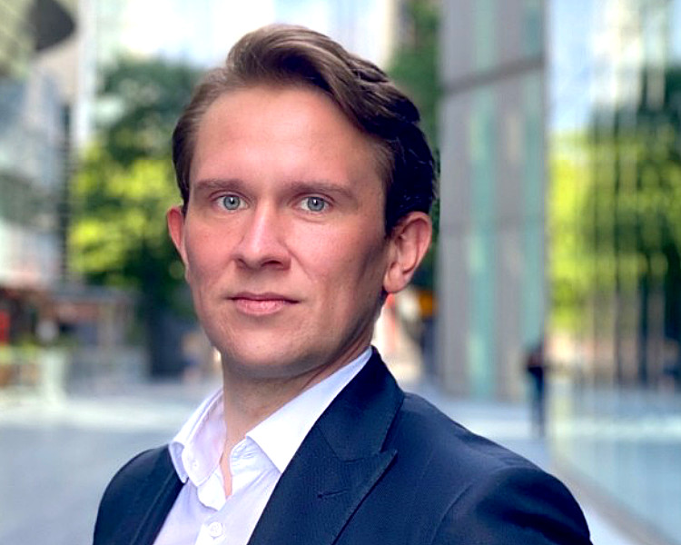 Mark Badyra, CEO and co-founder, Appital
